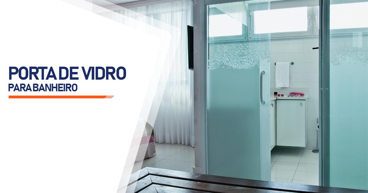 Porta De Vidro Para Banheiro Barueri