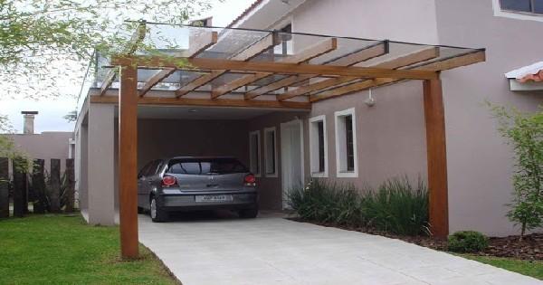 Telhado De Vidro para Garagem Barueri