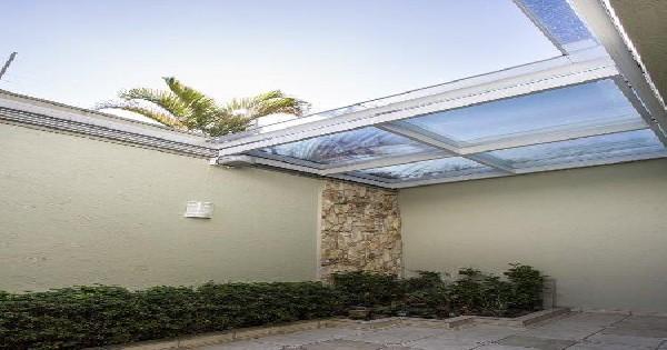 Telhado de Vidro Retrátil Barueri